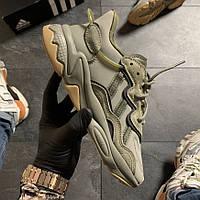 Кроссовки Adidas Ozweego Green Мужские