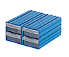 Выдвижной модульный ящик 300 (110*122*Н58мм) 4 отделения
