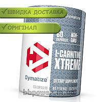 L-карнитин Dymatize L-Carnitine Xtreme, 60 капс