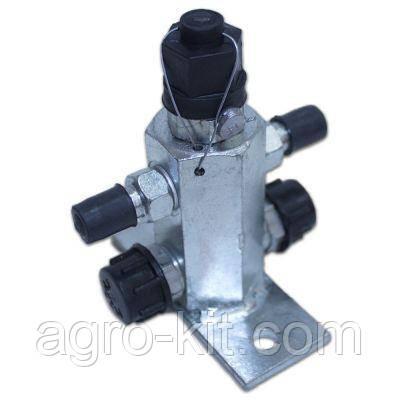 Клапан разгрузочный ГУРа ЗИЛ-130 для установки НШ-10