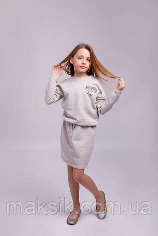 Платье   LOVE р.140-146, фото 2