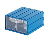 Выдвижной модульный ящик 302 (106*121*Н60мм) 4 отделения, фото 1