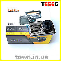 Видеорегистратор Blackbox DVR T666G Full HD 1080P, фото 1