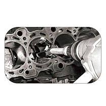 Хон для расточки цилиндра 51-178мм для использования с квадратом 1/4 или дрель (хонингование )TOPTUL JDBE0718, фото 3