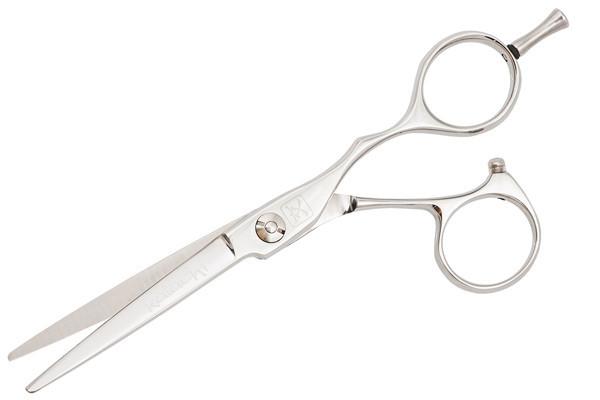 """Ножницы для стрижки прямые Katachi Offset 5,5"""" К1155"""