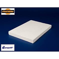 Теплоизоляционная керамическая плита Europolit VM 1200 T (1200x1000x20 mm)