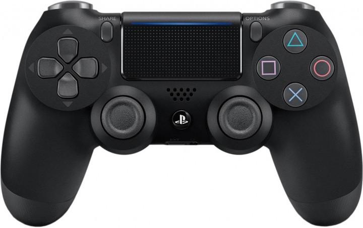 Беспроводной Джойстик Sony Геймпад PS4 Черный