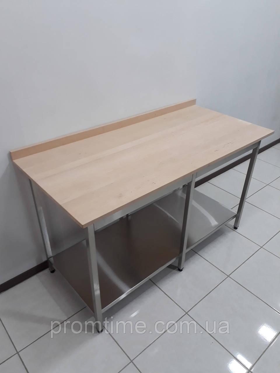 Стол для мучных работ 1450х700х850