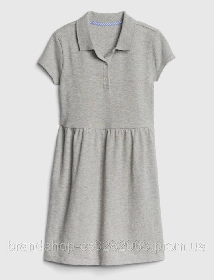 Платье поло на девочку 8-9 лет Gap