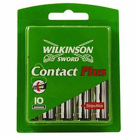 Сменные кассеты Wilkinson Contact Plus 10 шт. 01242