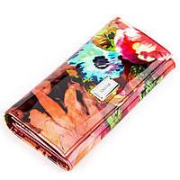 Кошелек женский DANICA 13870 кожаный Красный, Красный, фото 1