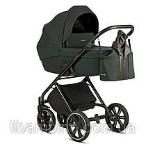 Дитяча універсальна коляска 2 в 1 Noordi Luno 609_Forest Green