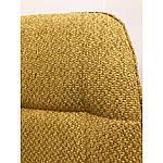 Стул Glen (Глен) желтый лимон, текстиль, Concepto, фото 4