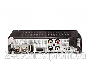 Цифровой эфирный тюнер Т26 (ресивер Т2/C), фото 2
