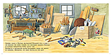 Детская книга У Кастора в мастерской Для детей от 3 лет, фото 2
