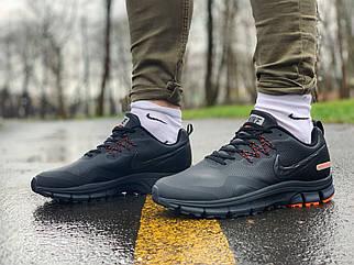 Кроссовки мужские в стиле Nike ZOOM черные
