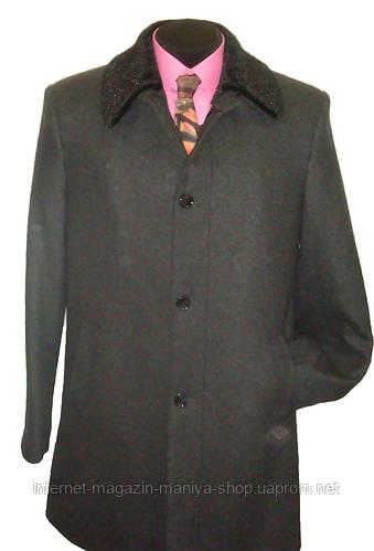Мужское пальто классическое 86см