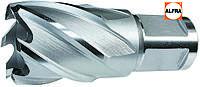 Корончаті свердла HSS з свердління глибиною до 30 мм 14, 30, Alfra