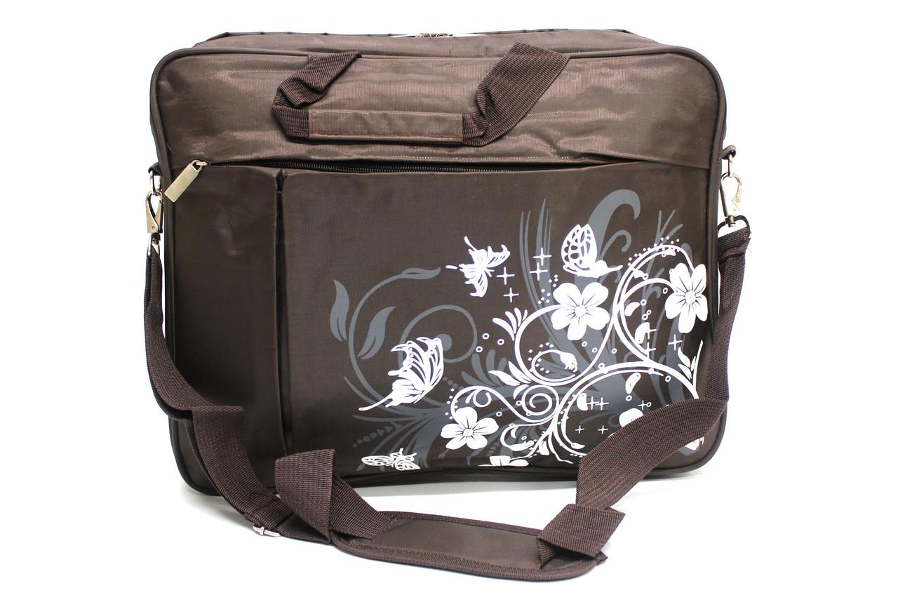 """Женская сумка для ноутбука """"YR NA108 """"(40см)"""