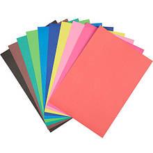 Кардсток/цветной дизайнерский картон А4 21х30см