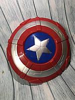 Щит Капитан Америка 28 см с звуком и светом