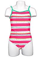 Суцільний купальник для дівчинки Keyzi р-ри 122,128,140,