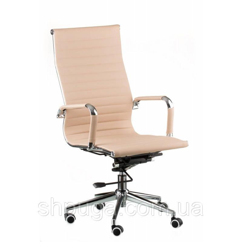 Кресло Special4You Solano artleather beige