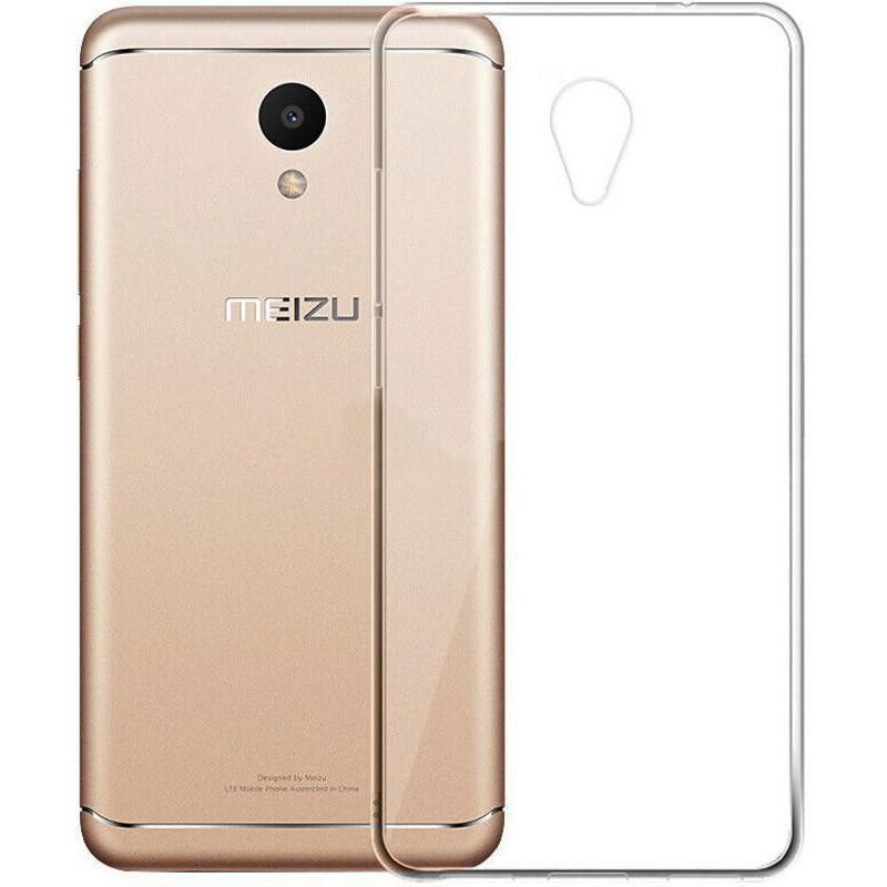 Силиконовый чехол для Meizu Pro 6