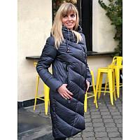 Длинные женские куртки - тинсулейт. Зима