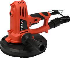 Шлифовальная машина для штукатурных и гипсовых поверхностей YATO 1220 Вт YT-82340
