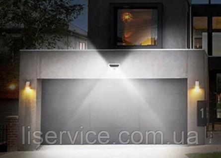 LED настенный светильник на солнечной батарее VARGO 20W COB (VS-102136), фото 2