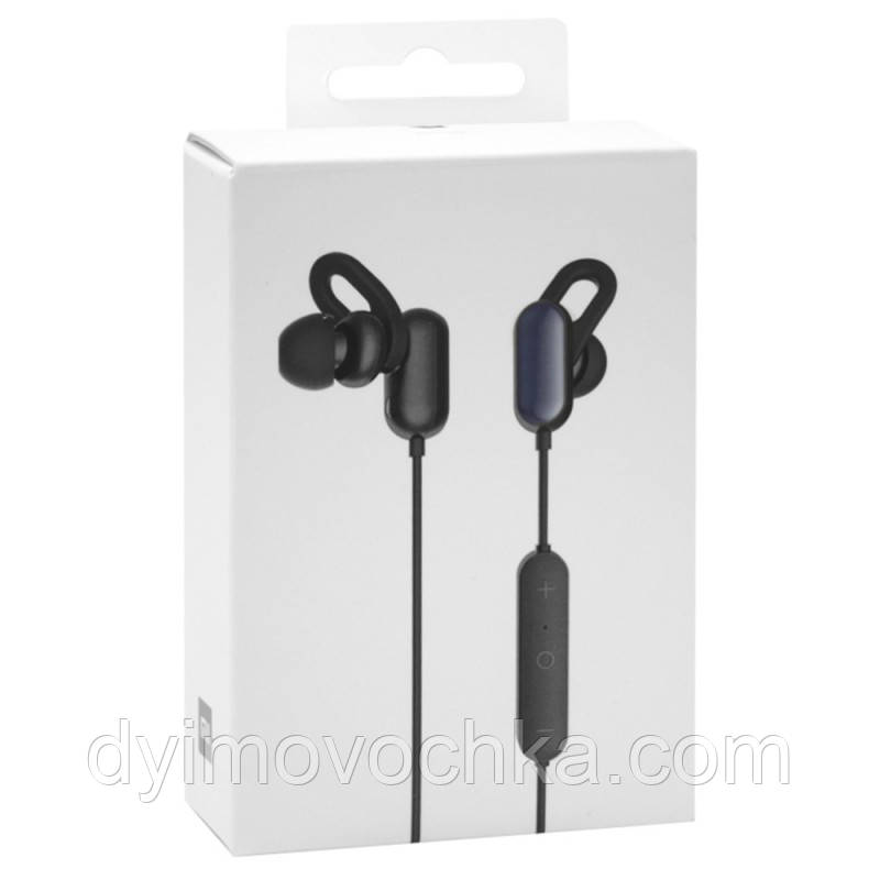 Наушники Xiaomi Sport Bluetooth Youth Edition, Bluetooth, черные