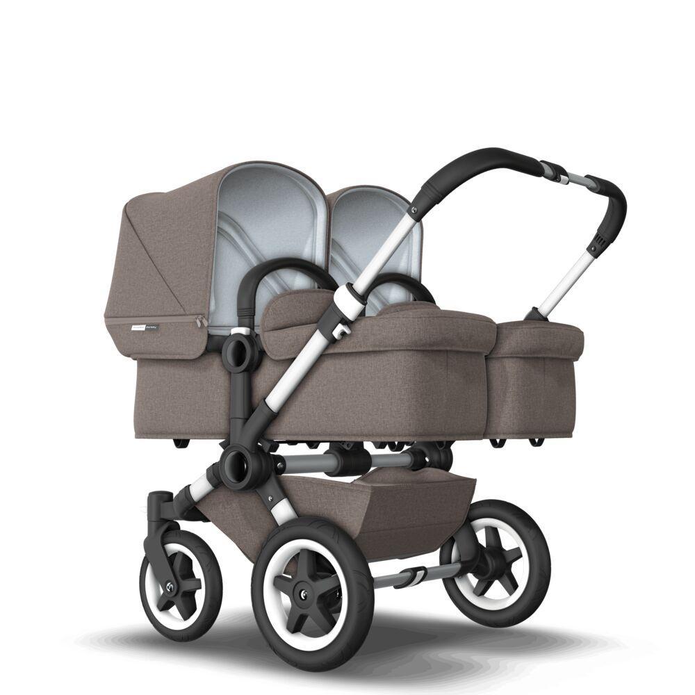 Универсальная коляска для двойни Bugaboo Donkey 2 Mineral Collection