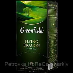 "Чай зеленый в пакетиках Greenfield ""Flying Dragon"" 25шт"