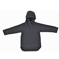 Джемпер флисовый HOPPEDIZ (размер 62-68, серый)