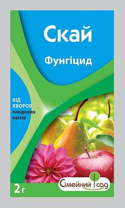 Фунгицид Скай 2 г (Строби) Семейный Сад 1285, фото 2