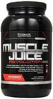 Ultimate nutrition muscle juice revolution 2600 - 2,12 кг - Ваниль