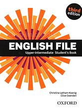 English File Third Edition Upper-Intermediate Student's Book / Учебник