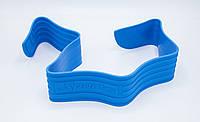 Универсальная защитная накладка на задний бампер SPORT / синий