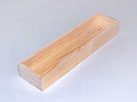 Ящик для хранения из дерева 7*28*3,5 см