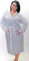 Махровый халат , стильный женский махровый халатик замечательного качества. Опт, розница. Украина.