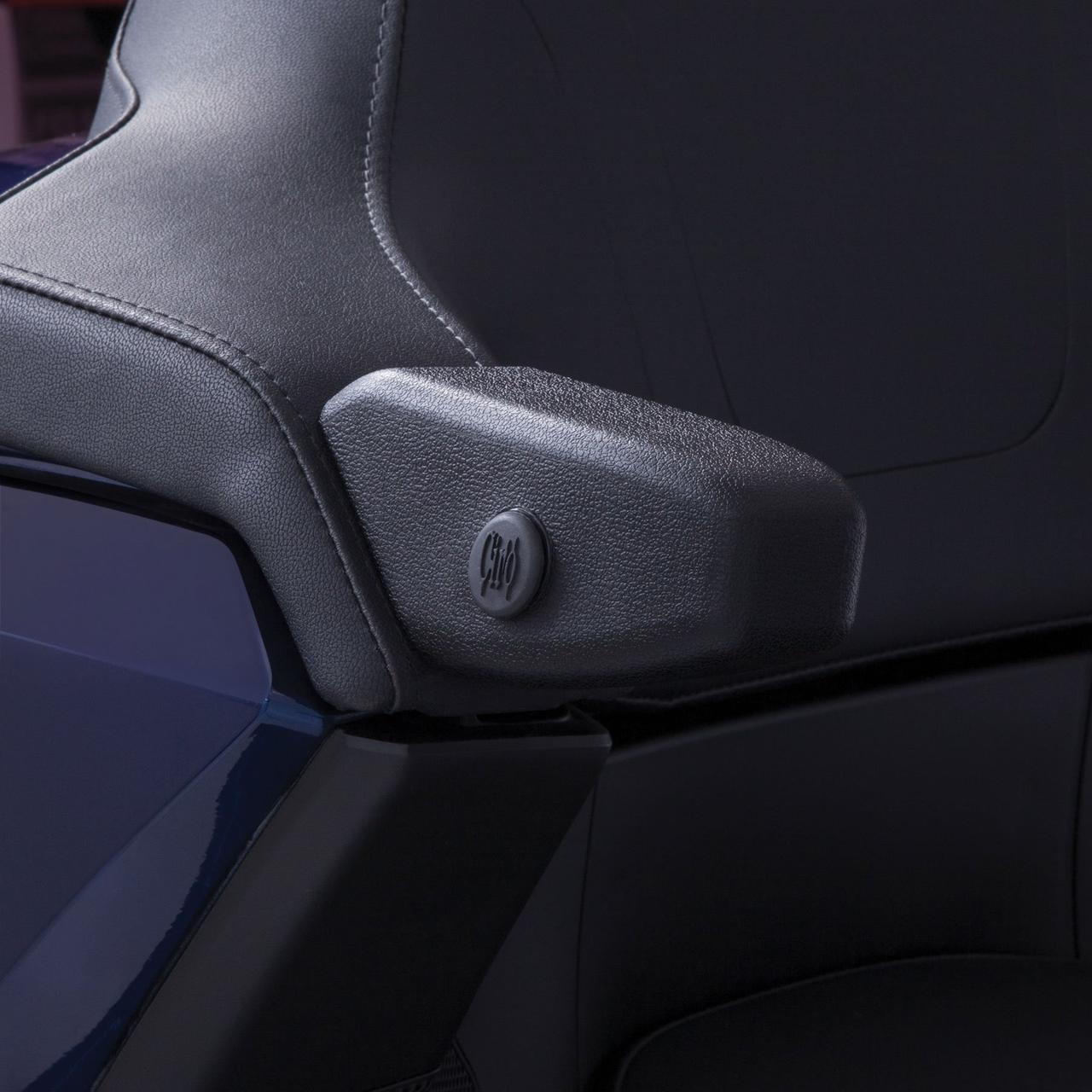 Подлокотники для пассажира