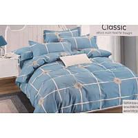 Подарочные двухспальные сатиновые комлекты постельного белья. Комлекти  постели для дома.Качество и комфорт.