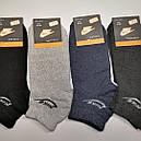 Низькі чоловічі шкарпетки Спорт розмір 27-29, фото 3
