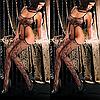 Эротическое белье. Сексуальное белье  Эротический боди-комбинезон Corsetti Fiesta (42 размер размер S)