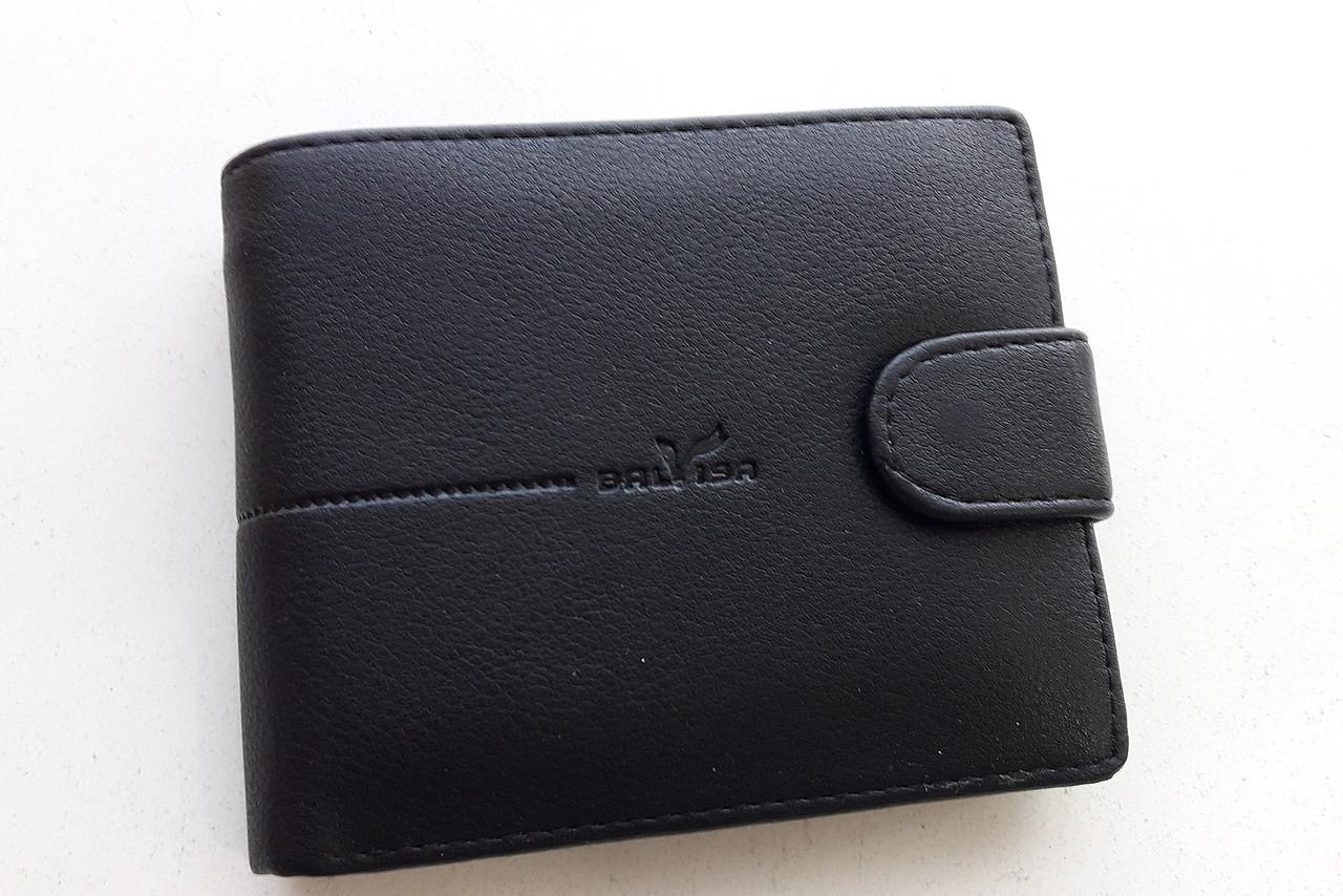 Мужское портмоне с искусственной кожи Balisa LY-005 -66 черный Купить портмоне оптом недорого Одесса 7 км