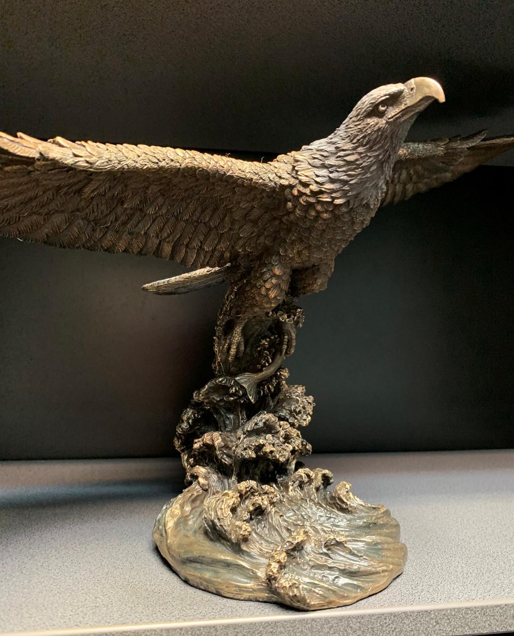 Статуэтка Veronese Орел 56 см WS-770