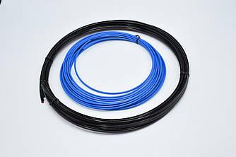 Молдинг усиленный на литые диски MEI LUN BAO/ сменный элемент декора / Синий / 8,15м