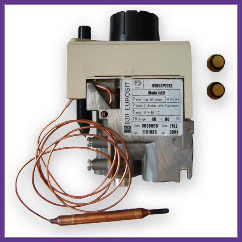 Блок автоматики Eurosit 630 (Італія оригінал)art. 0.630.068 до котлів потужністю 7-20 кВт
