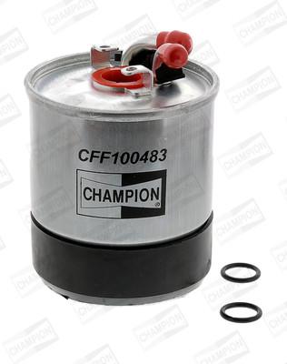 Фильтр топливный CHAMPION CFF100483